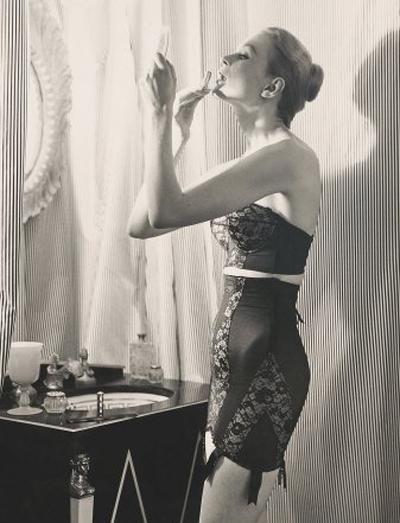 "Frances Pellegrini ""Lipstick Reflections"""