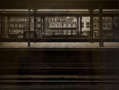 "Frances Pellegrini ""Platform"""