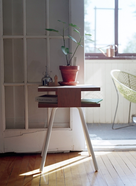 Thom_Fougere_Steel_Wood_Table_5