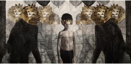 Roy Nachum-Gold Powder